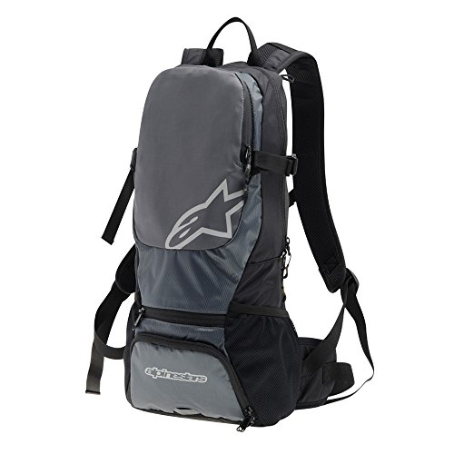 Alpinestar Cycling Faster Back Pack Black Steel Gry