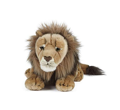 Living Nature Soft Toy - Leone peluche (45cm)