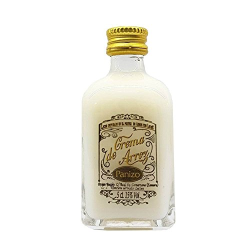 Licor miniatura de leche de arroz 5 cl (Pack of 24 units)