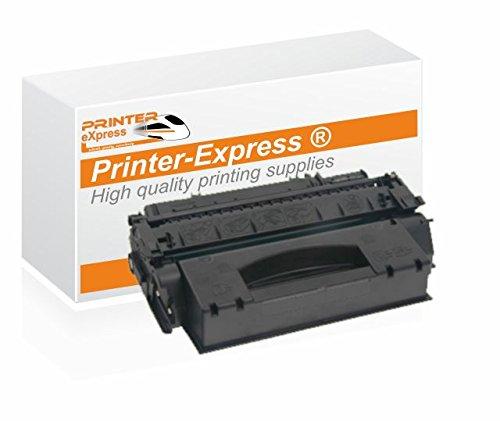 Printer eXpress Toner fur HP Q5949X Q5949A 49X 49A fur Laser Jet 1320 1320 N 1320 TN 1320 NW 3390 3392 und Canon I Sensys LBP 3300 LPB 3360 Lasershot LBP 3300 LBP 3360 mit 6000 Seiten