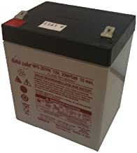 Enersys DataSafe NPX-25TFR - 12 Volt/25 Watts per Cell Sealed Lead Acid Battery with 0.250 Fast-on Connector - Flame Retardant Case