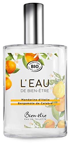 bien-être Eau De Toilette Mandarine D'Italie Et Bergamote De Calabre 75 Ml D3550100