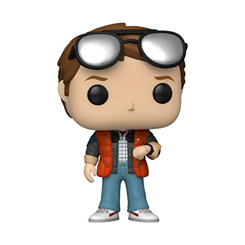 Funko Pop! Filme: Zurück in die Zukunft Marty Checking Watch (2020 Summer Convention Limited Edition) # 965