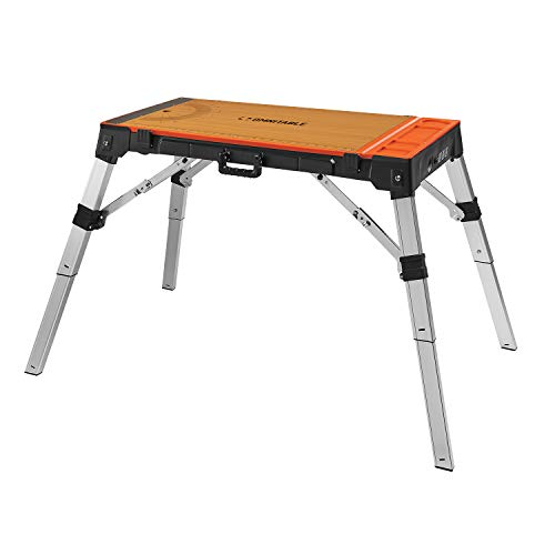 OmniTable 30140A 4 in 1 Portable Work Bench, with Free 4 Bits