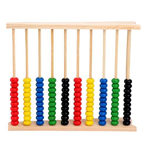 WINOMO boulier en bois jouet éducatif pour les jeunes enfants