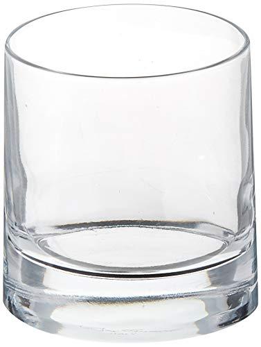 Luigi Bormioli Veronese 75400888.3x 8.3x 9,1cm Caja de 6Tazas de café de Cristal Transparente