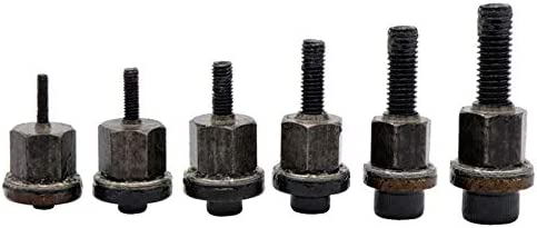 Portland Mall Andifany 6Pcs Outlet SALE Hand Rivet Nut Simple Installation Manua Head Nuts
