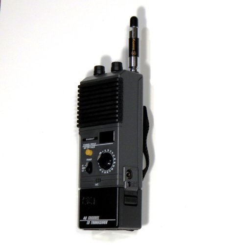 professional GE CB 3-5979 Portable 40 Channel Transceiver