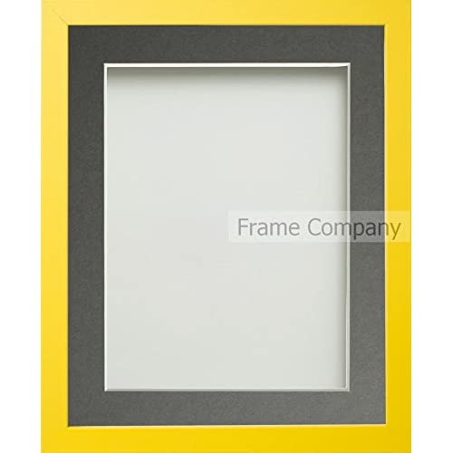 Yellow Photo Frame Amazoncouk