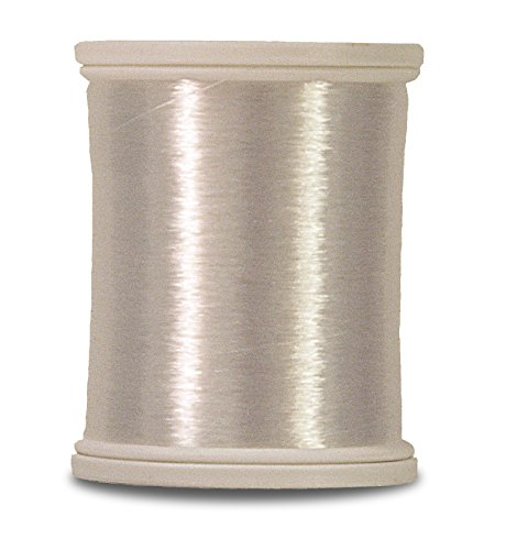 Superior Threads Monopoly Invisible Polyester Thread, 0, Clear