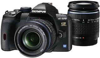 OLYMPUS デジタル一眼レフカメラ E-520 ダブルズームキット E-520WKIT