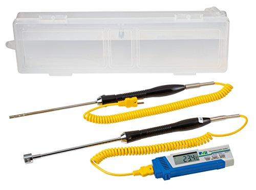 アサダ MT98853 小型デジタル温度計セット
