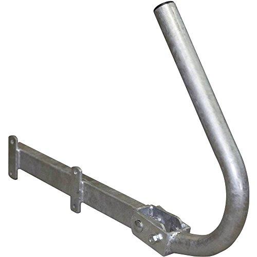 A.S.Sat 51900 Universal Dachvorsprungshalter Stahl verzinkt
