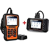 FOXWELL Professional Full-System Reset Tool for BMW NT510 Elite All Functions with Foxwell nt624 Car Diagnostic Scanner
