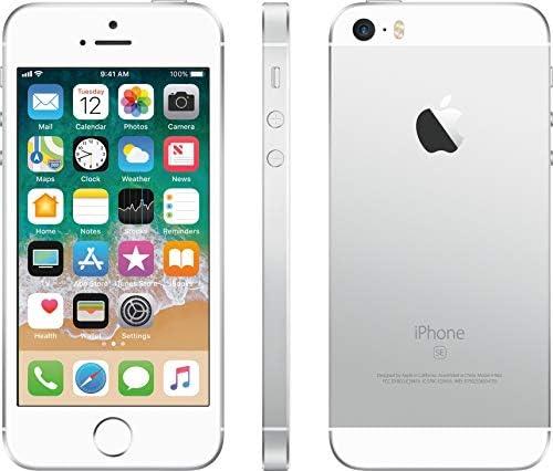 iPhone SE 16GB Unlocked, Silver (Gen 1) WeeklyReviewer