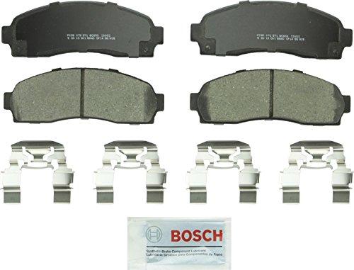 Bosch bc833quietcast Premium almohadilla de freno Set