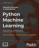 Python Machine Learning - Machine Learning and Deep Learning with Python, scikit-learn, and TensorFlow, 2nd Edition