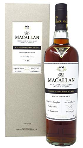 Macallan - Exceptional Single Cask #13-2003 14 year old Whisky