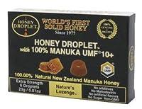 ハニージャパン ハニードロップレットUMF10+ マヌカハニー 6粒×5個セット
