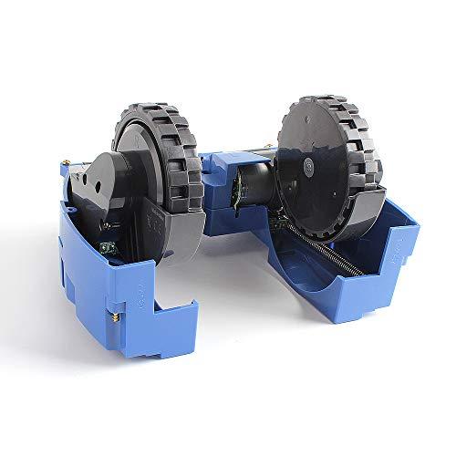 COLOR TREE Pareja de módulos de Rueda de tracción Derecha e Izquierda para iRobot Roomba 600 700 Series Intercambiables 610 611 627 630 650 760 770 780 790