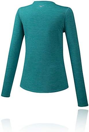Mizuno Impulse Core LS Camiseta Mujer