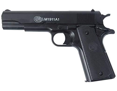 Colt 1911 (colt45) HPA culasse METAL, BAXS 12BBs E = 0,6 J Max Cybergun