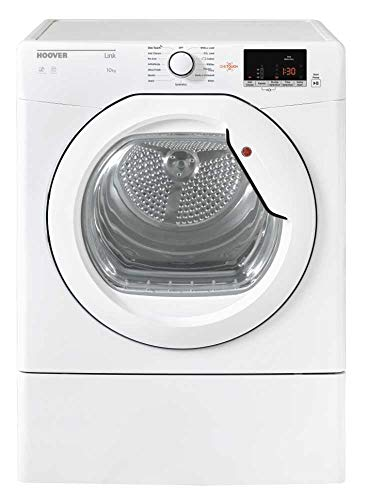 Hoover Link HLV10DG Tumble Dryer Freestanding Vented 10kg White