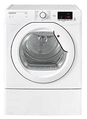 Hoover Link HLV10DG Tumble Dryer Freestanding Vented 10kg White
