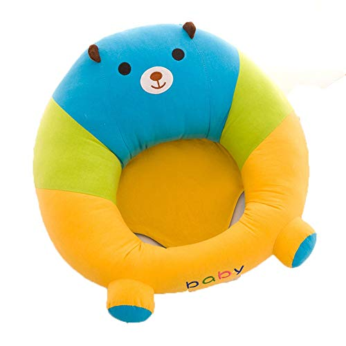 Why Choose Infant Support Seat Learning to Sit Chair Soft Cushion Cartoon Animal Shaped Safety Seats...