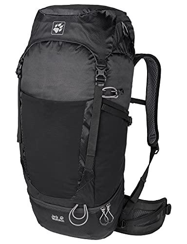 Jack Wolfskin Rucksack KALARI TRAIL 42 PACK Trekking Reise Rucksack, black, ONE SIZE, 2007631-6000
