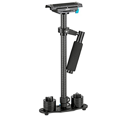 ayex Carbon Steadycam Stabilizer S-60T - Trípode Flotante para cámaras DSLR y videocámaras