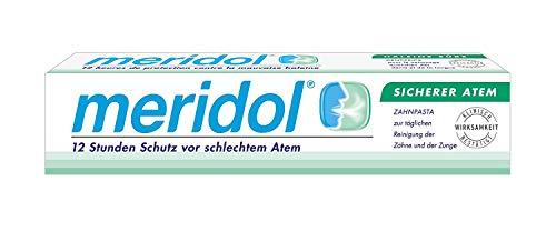 Meridol veilige atem tandpasta 75 ml