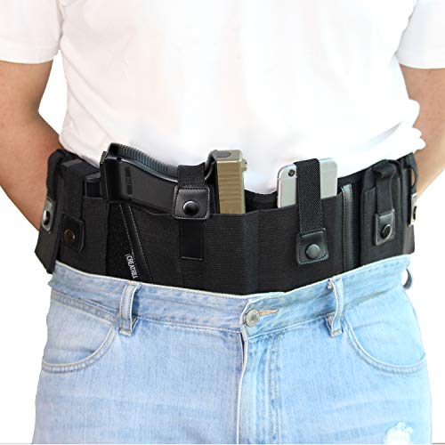 CREATRILL Upgraded Belly Band Holster for Concealed Carry +...