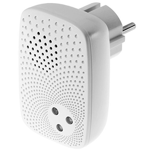 AOTEC SIREN Z-wave Indoor Siren with backup battery by Aeon Labs
