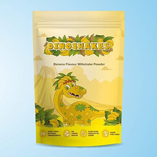Italian Beverage Company Dinoshake Banana Milkshake Powder - Pack of 2