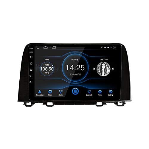 LEXXSON Android 10.1 Estéreo para automóvil para Honda CRV 2017-2019 | Radio de Coche Android con Pantalla táctil IPS de 9 Pulgadas con navegación GPS Bluetooth 2G RAM 16G ROM USB Player