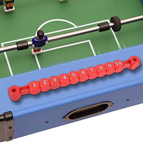 Demeras Billard Scoring Unit Score Board Mini - Pizarra para futbolín