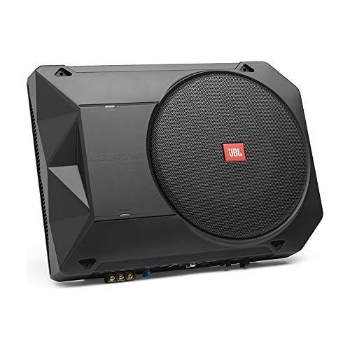 JBL BassPro SL2 Aktiv Subwoofer Auto - KFZ Untersitz Bassbox 125 Watt Endstufe