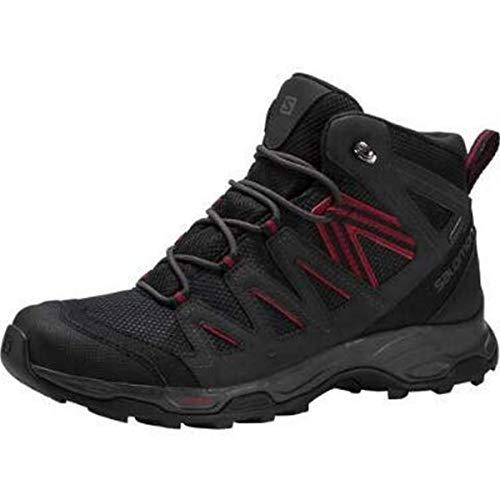 Salomon Hillrock Mid GTX Herren Gore Tex Trekkingschuhe Outdoor Schuhe Grösse 48