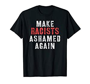 Support equal rights and black lives with this anti-discrimination protest quote. Say no to bigotry, racism, homophobia, transphobia, and misogyny and celebrate diversity with this anti-trump slogan great for marches, protests, and rallies. Resist ra...