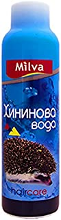 Quinine Water Hair Stimulant - Promotes Growth & Strength (No-Rinse) - 200ml by Milva