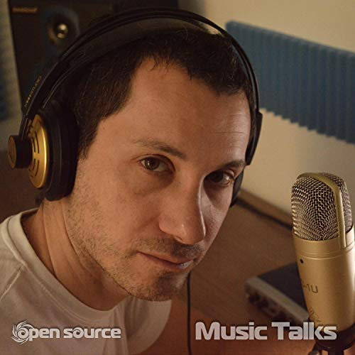 Music Talks cover art