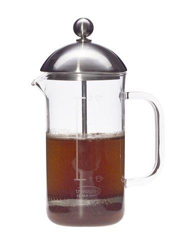 Trendglas Jena Kaffeebereiter / French Press für bis zu 3 Tassen, 0,35 l