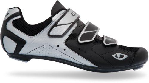 Giro BJG2027998 - Calzado de ciclismo para hombre, color negro, talla UK: 39 Inch