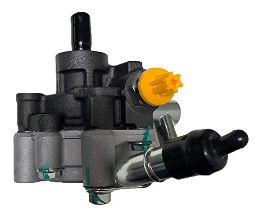 Well Auto New Power Steering Pump Compatible With Toyota Corolla 98 99 00 01 02 Chevrolet Prizm 98 99 00 01 02; Made of OE Japan NSK bearing and Viton seal. Last longer 21-5168 215168 4432002034