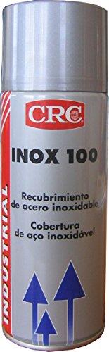 RC2 Corporation 31097-AA CRC 31097-AA-INOX 100 Recubrimiento para acero inoxidable 400 ml, Negro