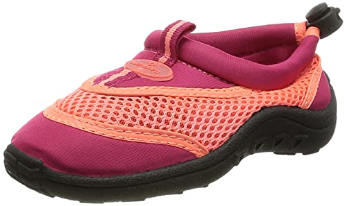 Tecnopro Unisex-Kinder Freaky JR Badeschuhe, Pink (Pink/Orange 903), 22 EU
