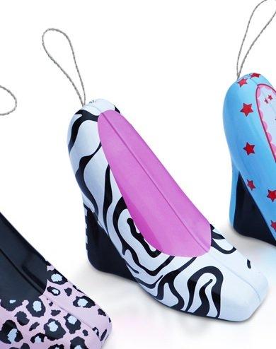 L'Argent Grue Company Boîtes Sc110308 Petite Chaussures Zebra