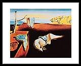 Salvador Dali Die Beständigkeit der Erinnerung Poster