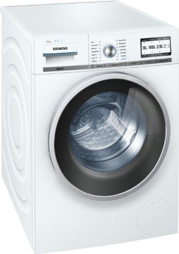 Siemens WM16Y842 Waschmaschine Frontlader / A+++ / 1600 UpM / 8 kg / iQ-Drive Motor / Anti-Vibration Design
